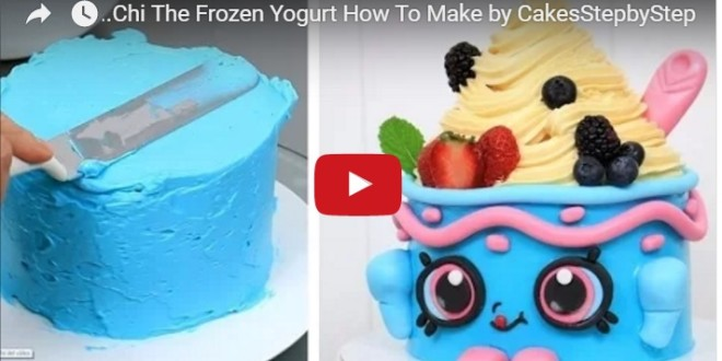 How To Make Sponge Cake With Yogurt