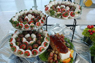 food art caterers